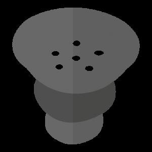 Tabakkopf, Shisha Kopf