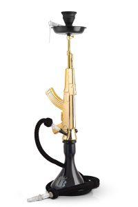MOB AK-47 Shisha Gold